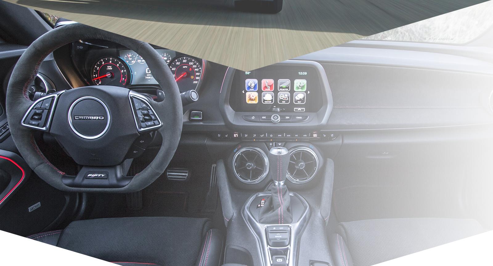 Chevrolet Camaro ZL1 2017 imagen icono 2