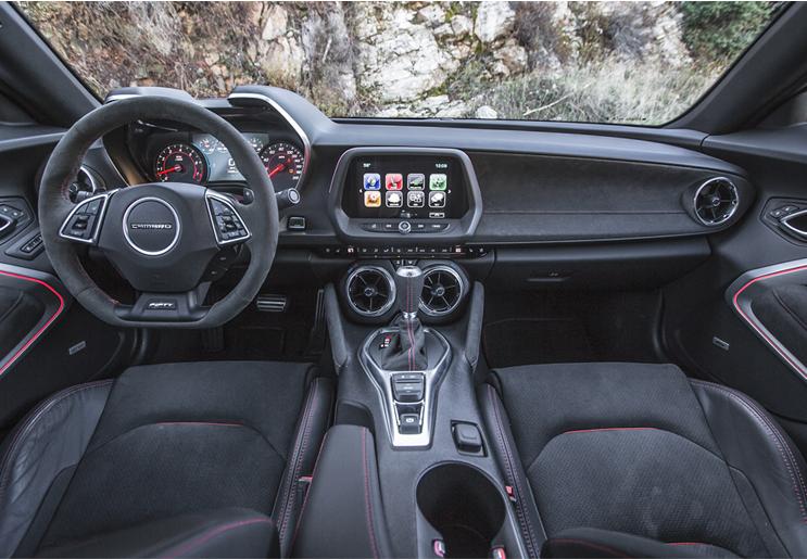 Chevrolet Camaro ZL1 2018