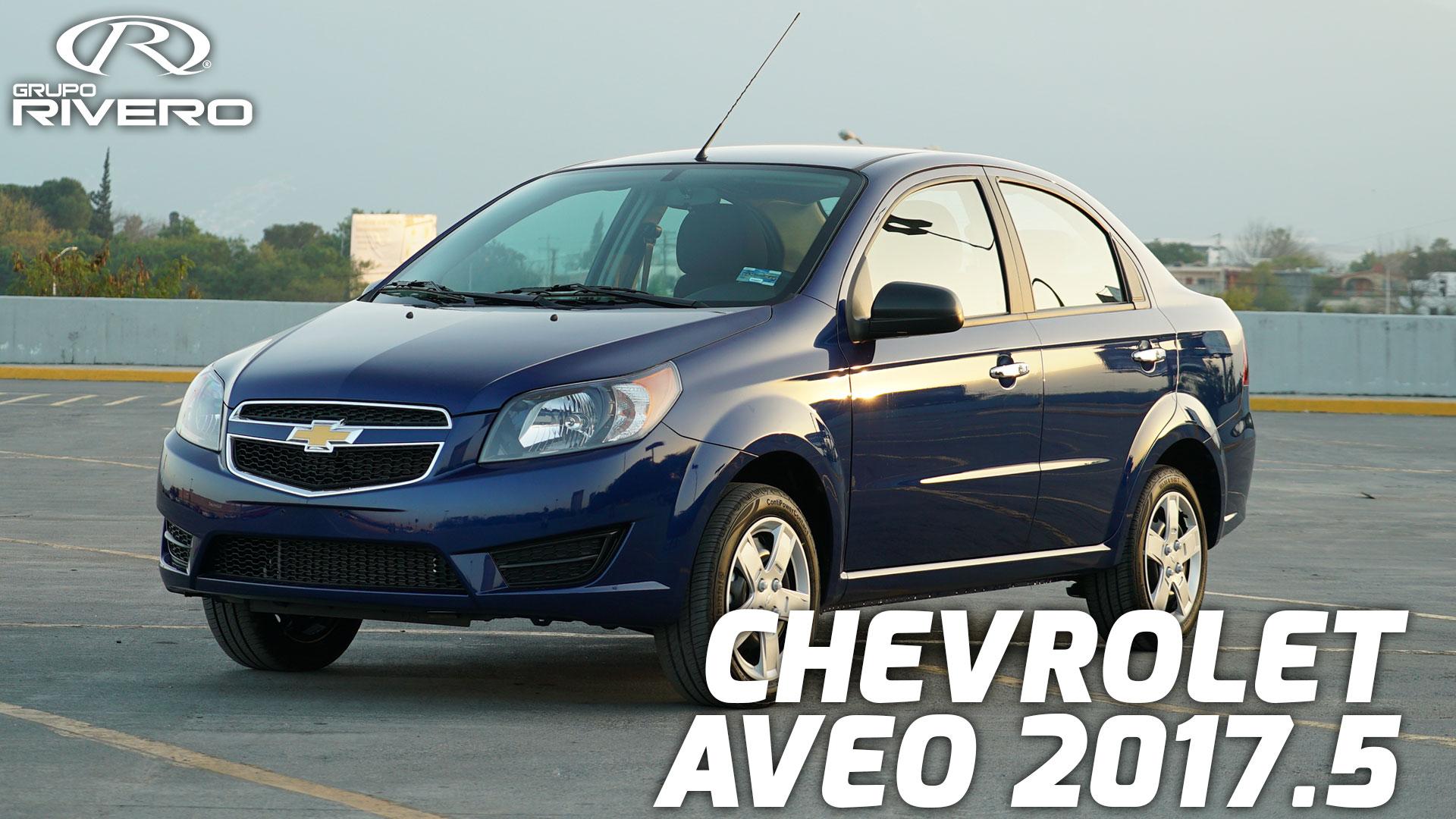 Chevrolet Aveo 2017 en Monterrey