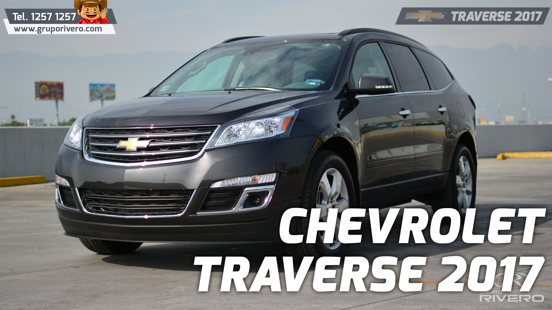 chevrolet traverse 2017 en monterrey motor de 3 6l. Black Bedroom Furniture Sets. Home Design Ideas