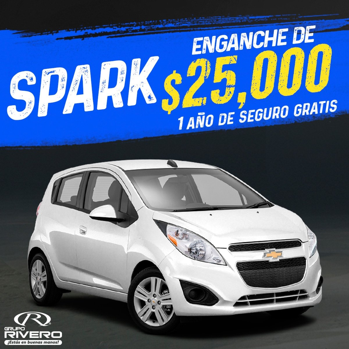 Chevrolet Remarketing Spark Classic 2017