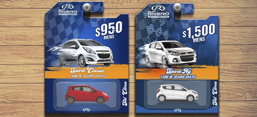 banner spark classic y ng movil