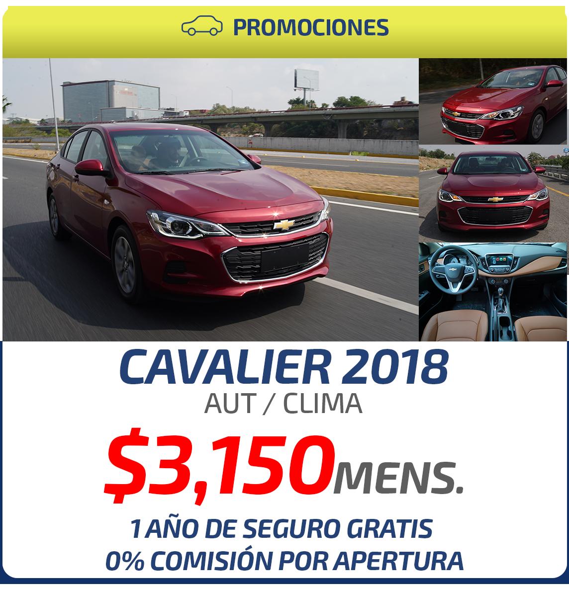 Chevrolet deals november 2018