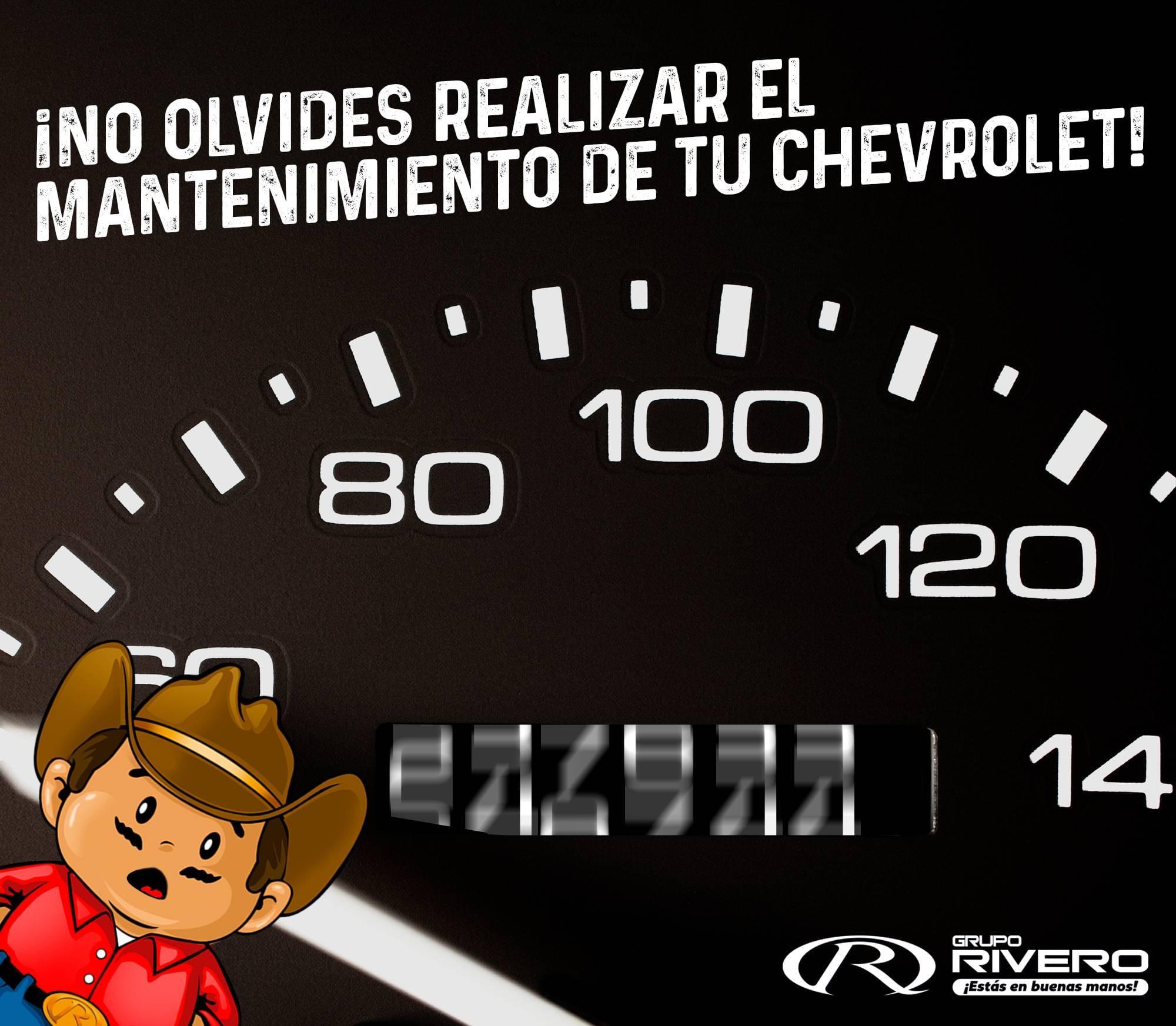Mantenimiento Autos Chevrolet