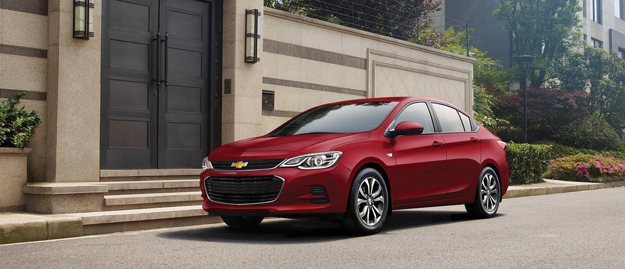 El Regreso Del Nuevo Chevrolet Cavalier 2018 Totalmente ...