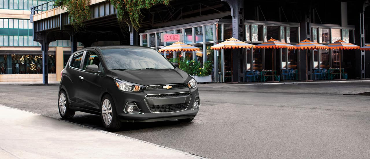 Nuevo Chevrolet Spark 2018 En Monterrey - Chevrolet Grupo ...