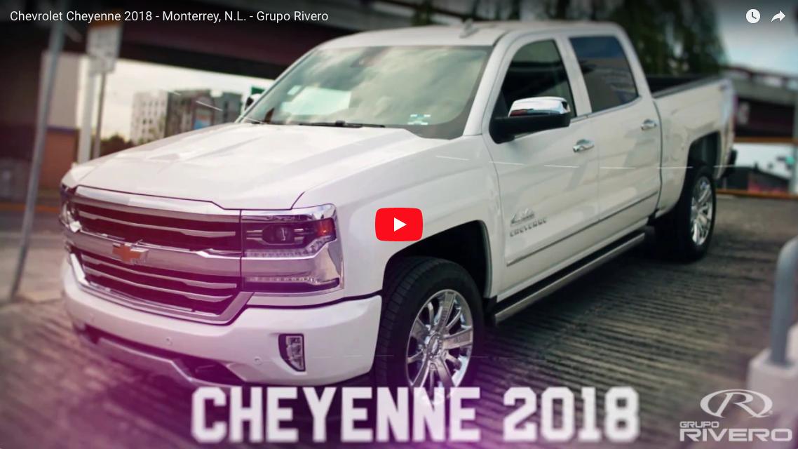 Chevrolet Cheyenne 2018 - Grupo Rivero