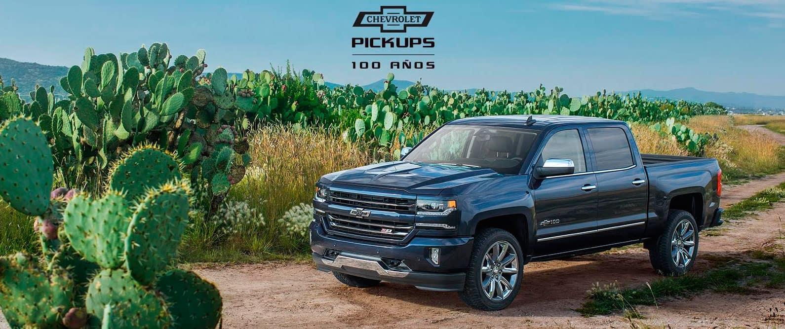 Chevrolet Centennial 2018