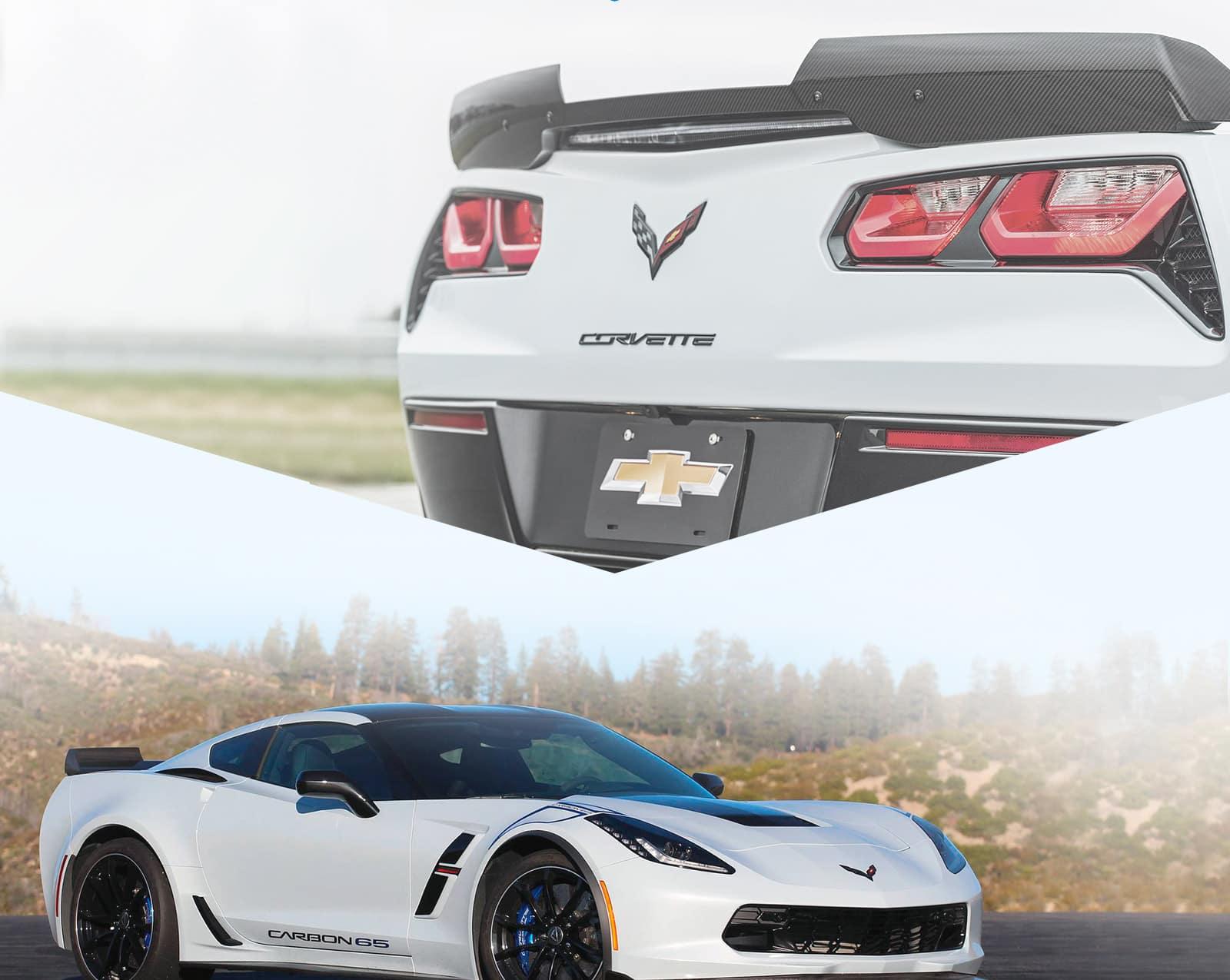 Corvette Z06 2018 en monterrey