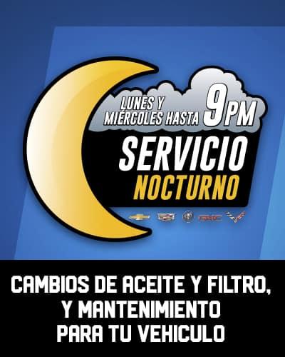 Servicio Nocturno