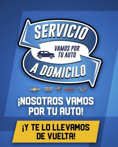 Servicio A Domicilo