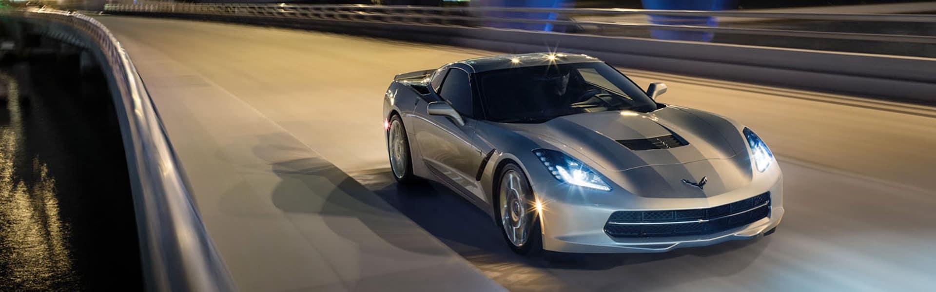 Chevrolet Corvette Stingray con descuento