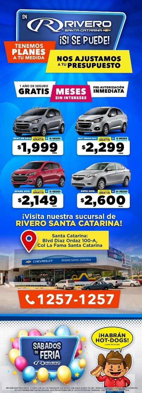 Mail Marketing Grupo Rivero