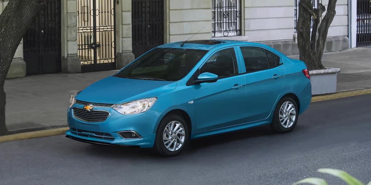 Nuevo Chevrolet Aveo 2020 En Monterrey