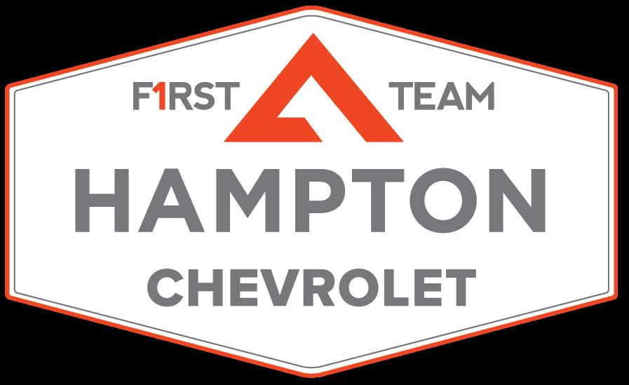 First Team Hampton Chevrolet Logo