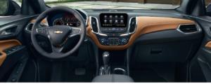 2021 Chevy Equinox Interior