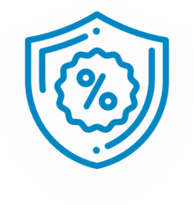 gear on a shield icon