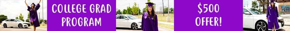 Holmes Honda Bossier City, College Grad Offer
