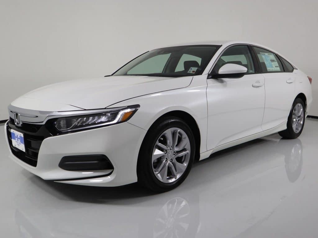 New 2018 Honda Accord Sedan LX