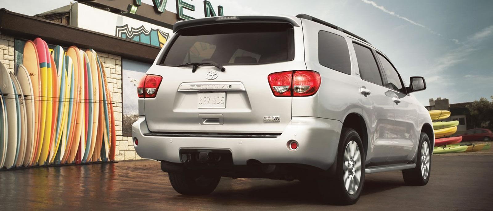 2015 Toyota Sequoia ...