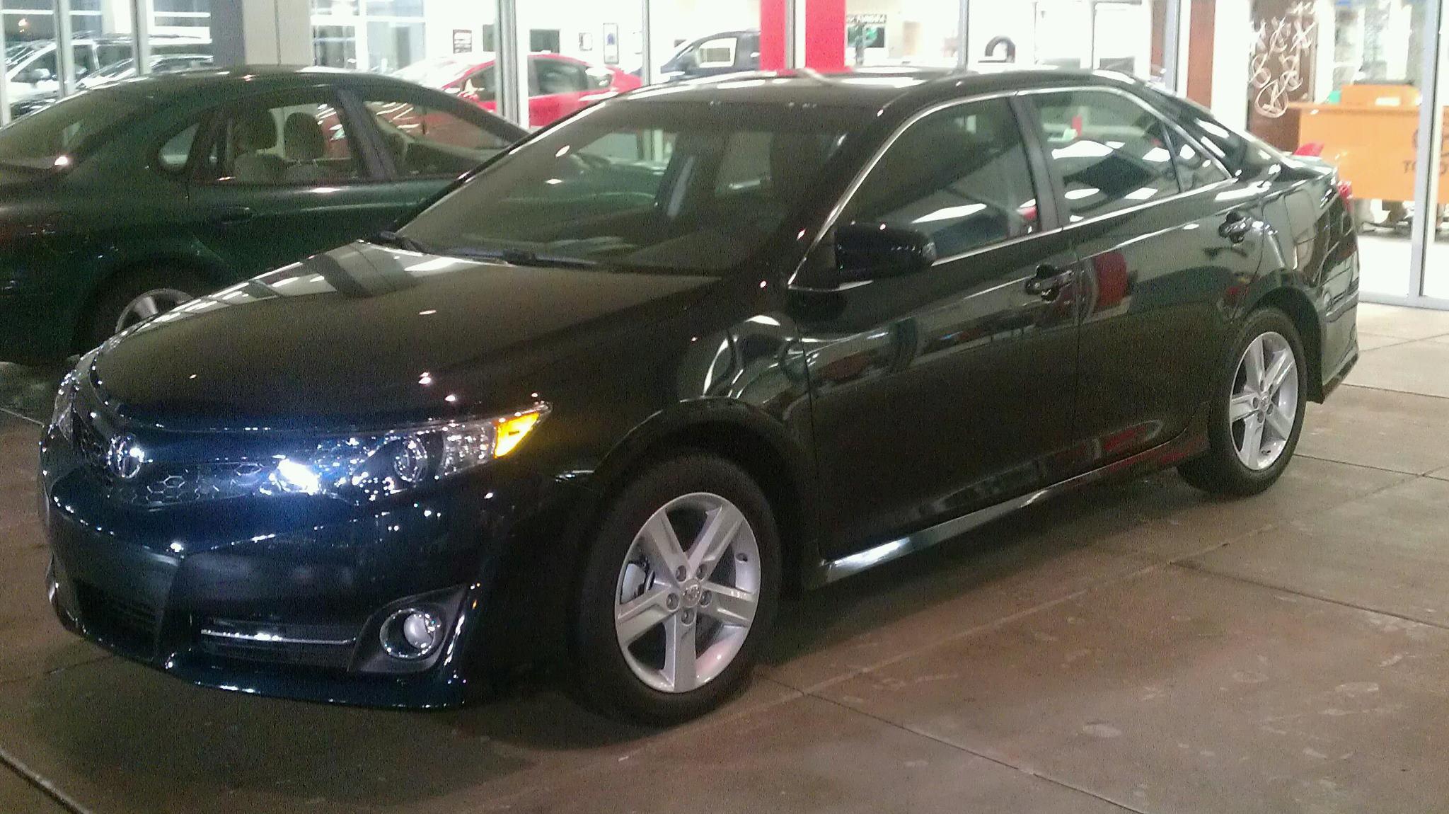 Watermark Toyota New Family Member