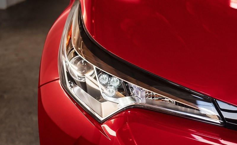 2018 Toyota C-HR LED Headlight
