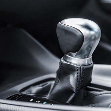 2018 Toyota C-HR gear shifter
