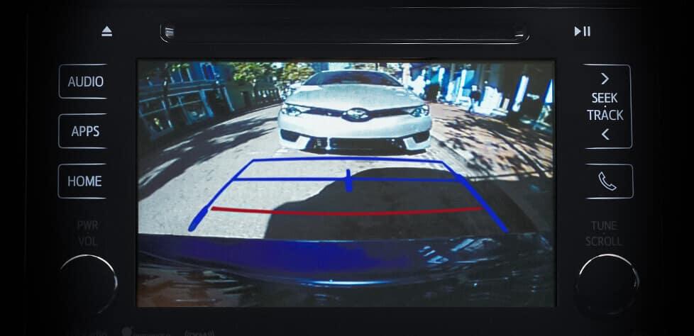 2018 Toyota Corolla Backup Camera