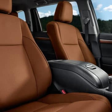 2018 Toyota Highlander seating