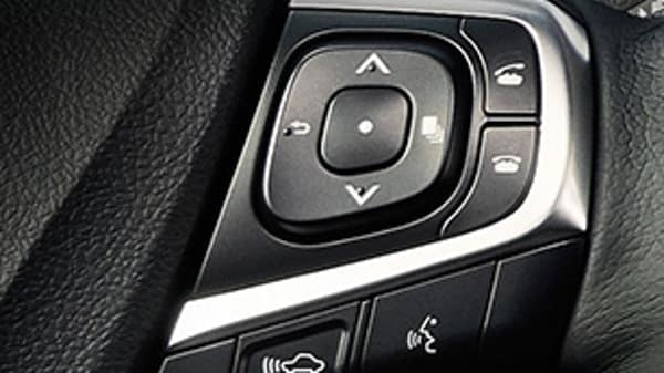 Toyota Entune Hands Free