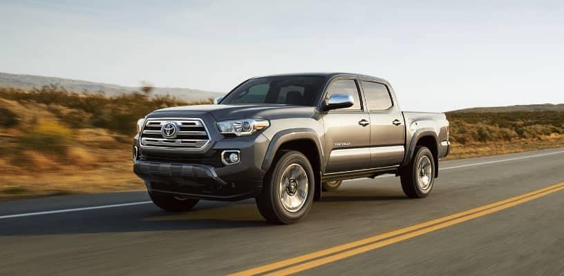 2018 Toyota Tacoma Limited Double Cab