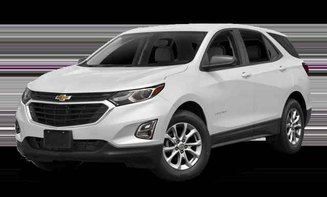 2018 Chevrolet Equinox FWD 4dr L
