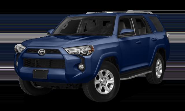 2018 Toyota 4Runner SR5 2WD
