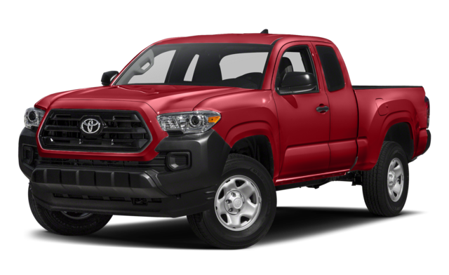 2018 Toyota Tacoma SR Access Cab