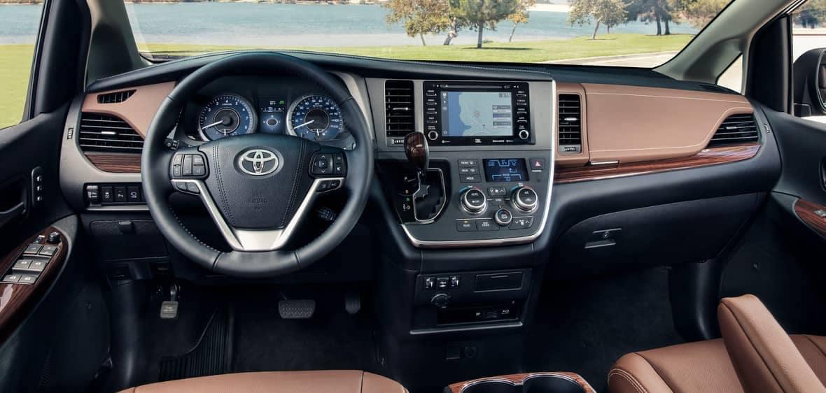 Get 2020 Toyota Sienna Interior Dimensions