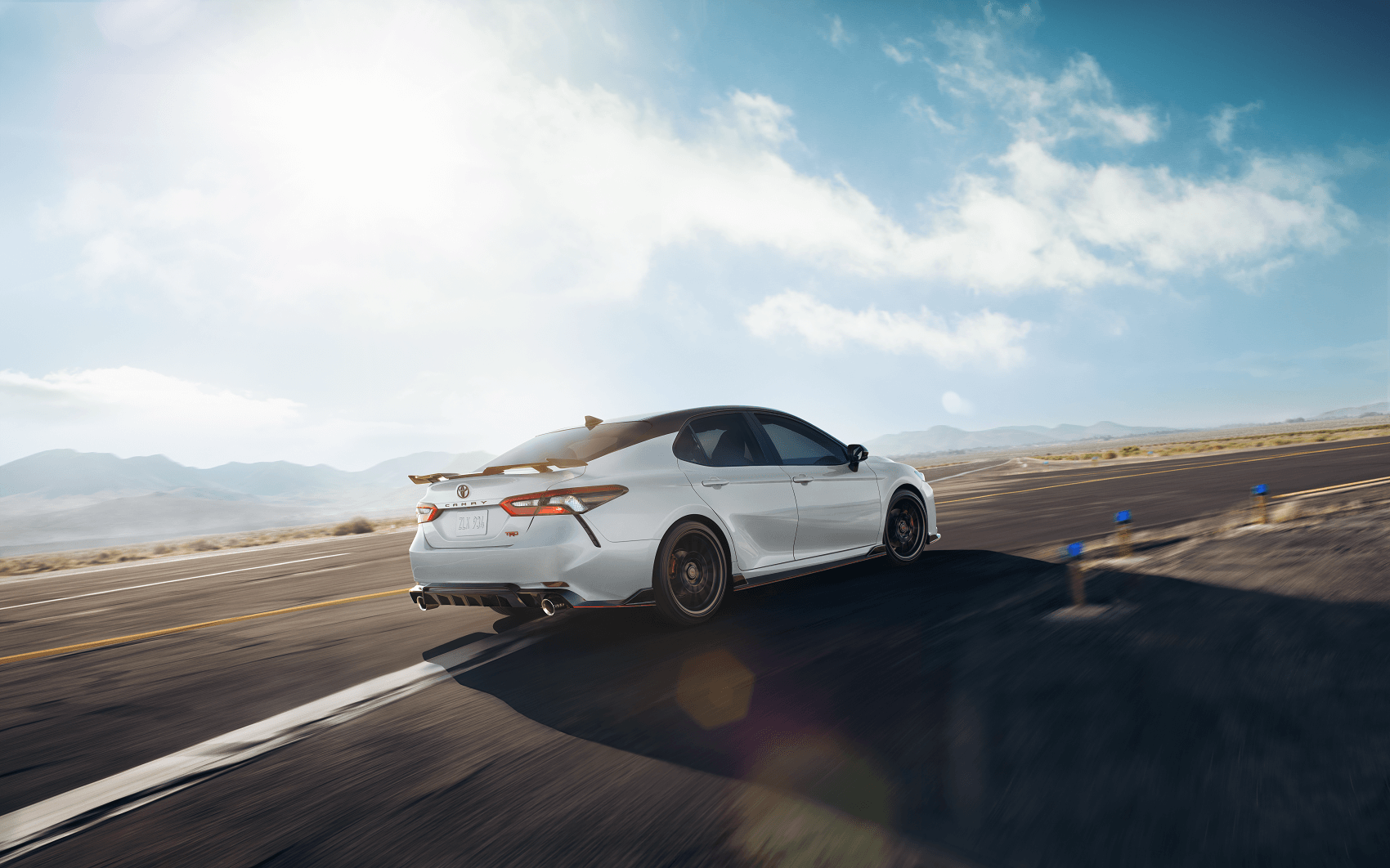 2021 Toyota Camry Performance Specs