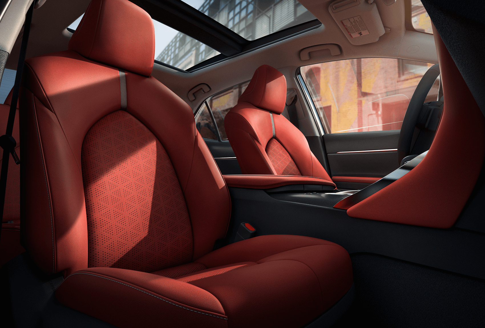 2021 Toyota Camry Interior Madisonville KY