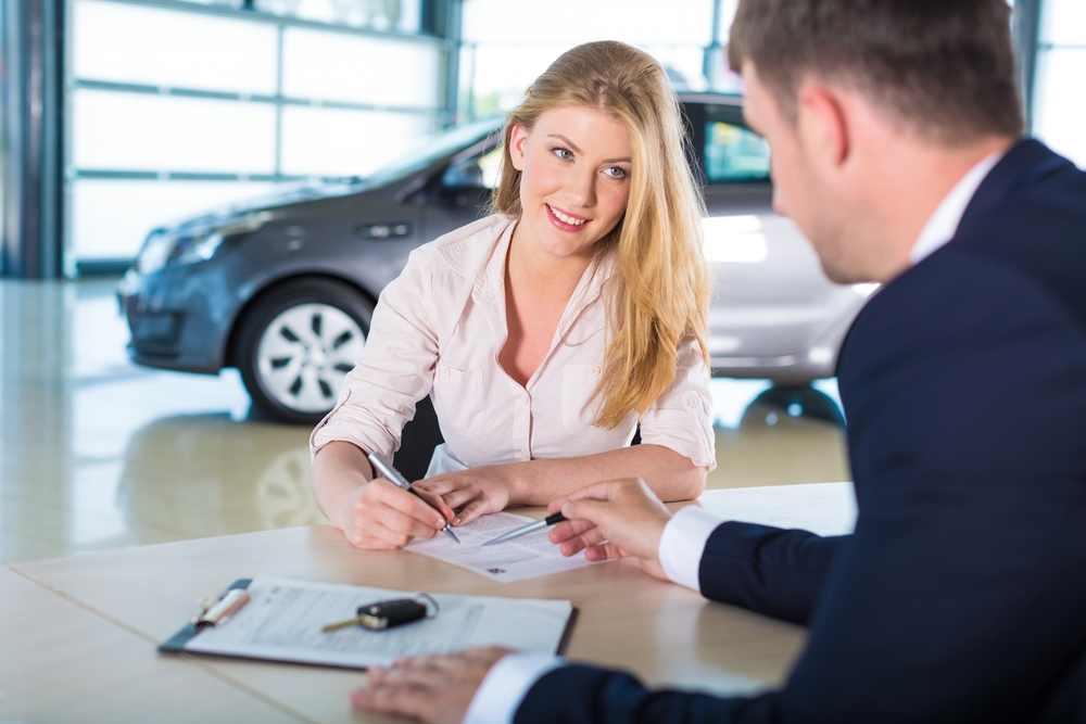 Financing a New Car Madisonville KY