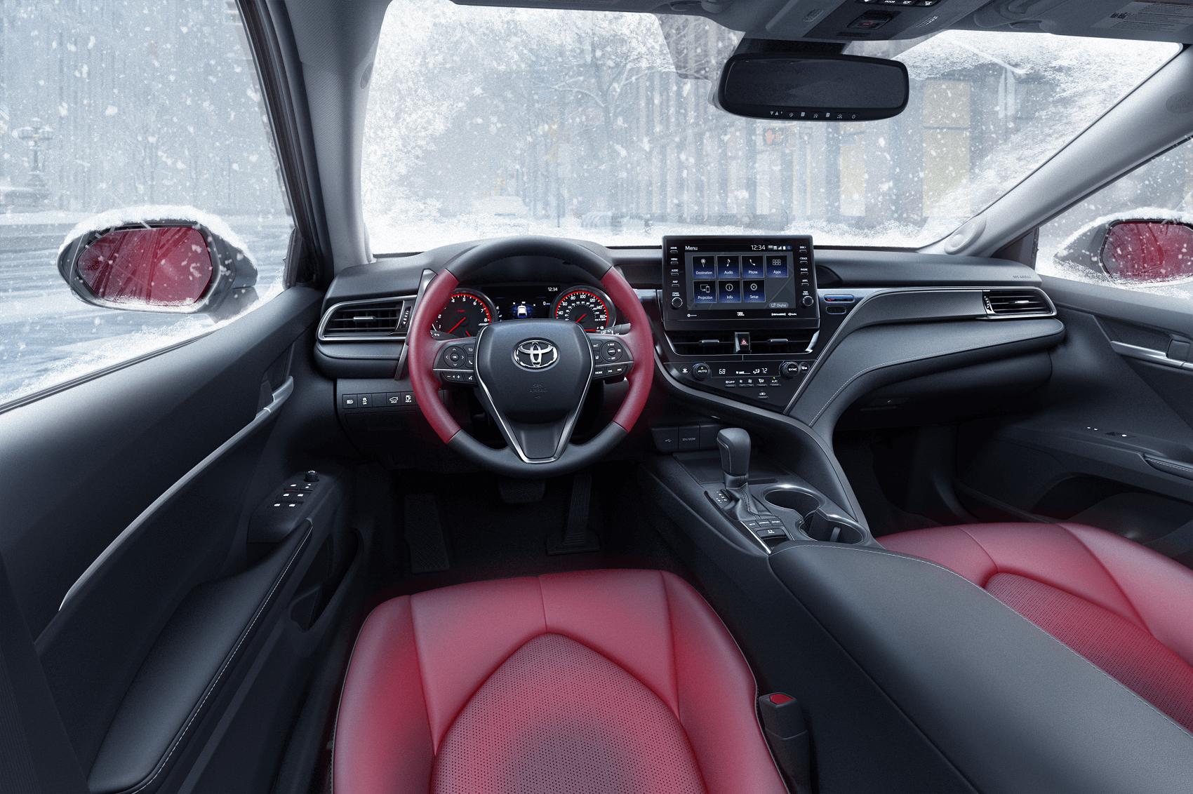 Toyota Camry Interior Madisonville KY