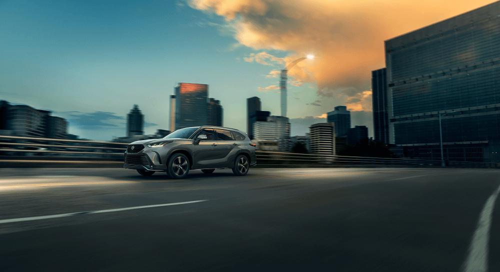Toyota Highlander Performance Specs
