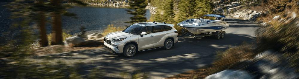 Toyota Highlander miles per gallon