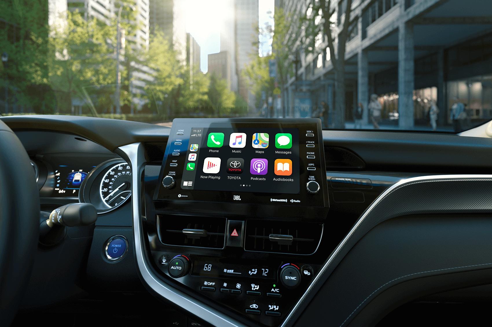 Toyota Camry Hybrid Technology Morganfield KY