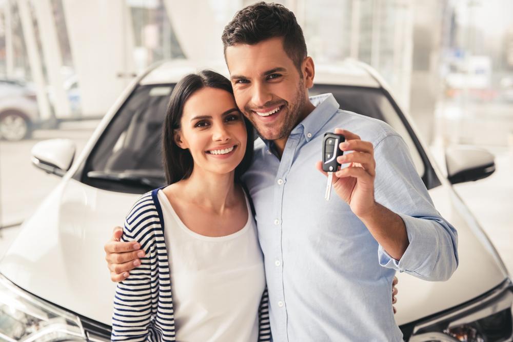advantages of a new car