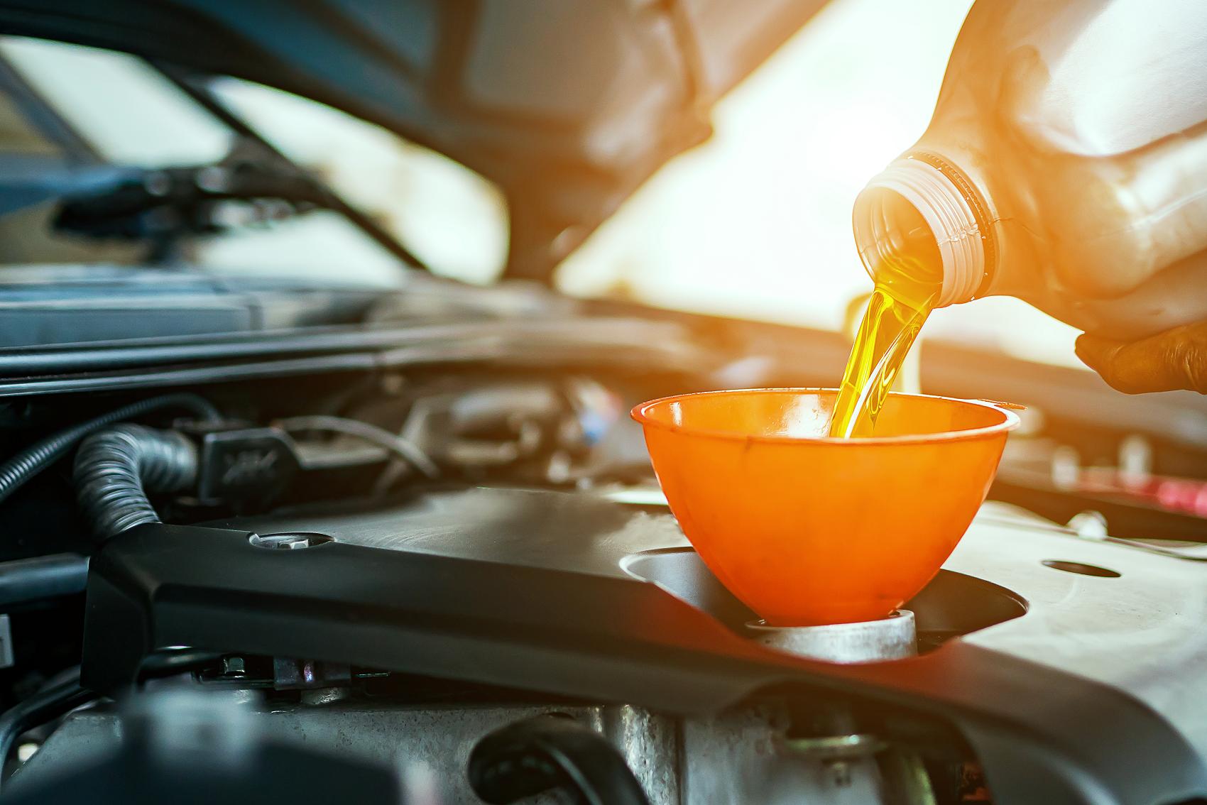 how often should I change my oil