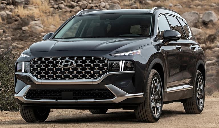 New 2021 Hyundai Santa Fe Metairie LA