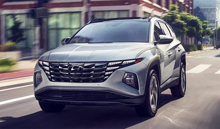 2022 Hyundai Tucson Metairie LA