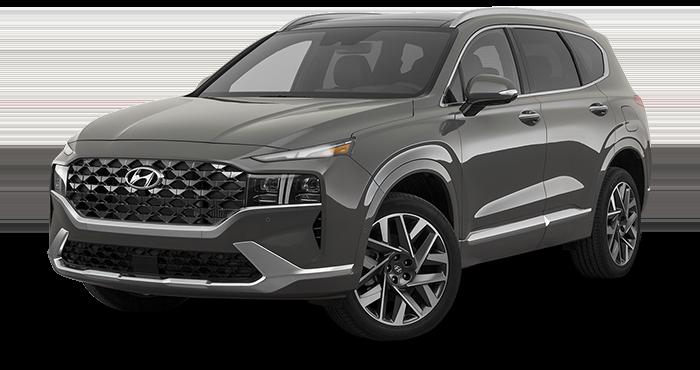New 2021 Santa Fe Hyundai of Metairie