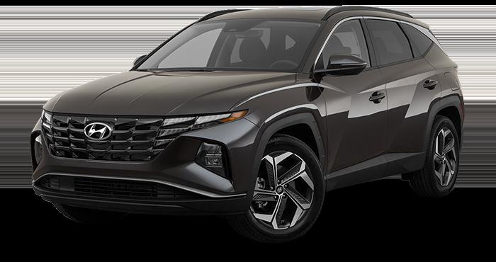 New 2022 Tucson Hyundai of Metairie