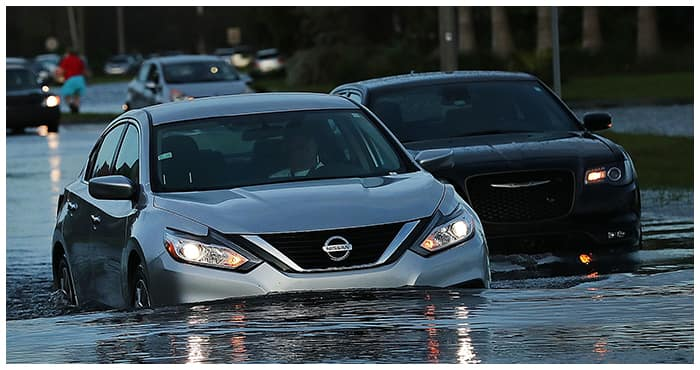 Flooded and Damaged Vehicle Assessment