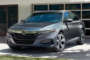 2018 Honda Accord near Topeka